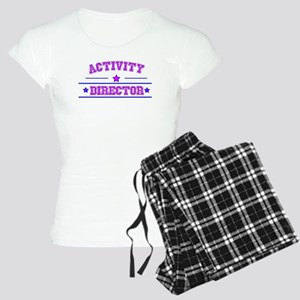 activity director Women's Light Pajamas