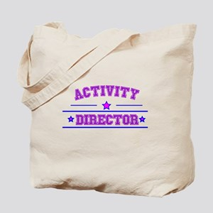 activity director Tote Bag