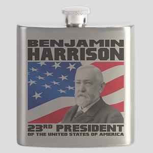 23 Harrison Flask