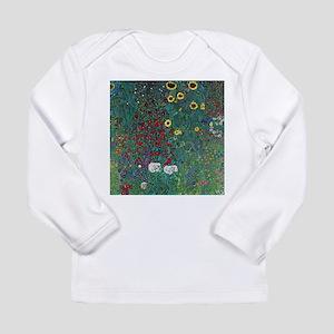 Farmergarden Sunflower by Klim Long Sleeve T-Shirt