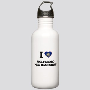 I love Woodstock New H Stainless Water Bottle 1.0L
