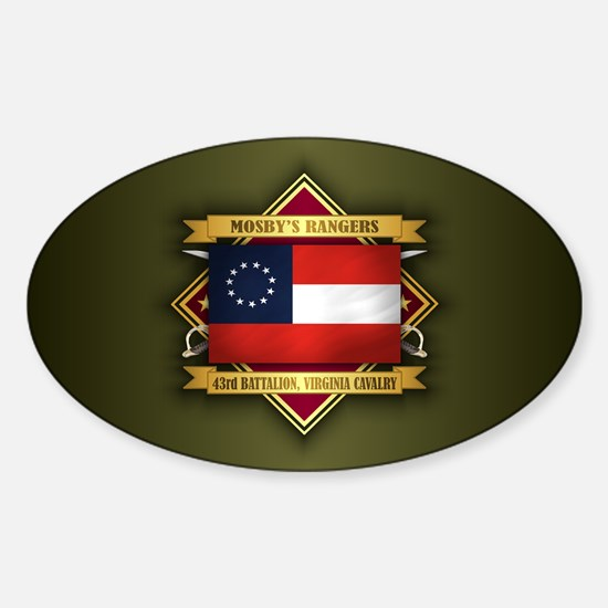 Mosby's Rangers Decal