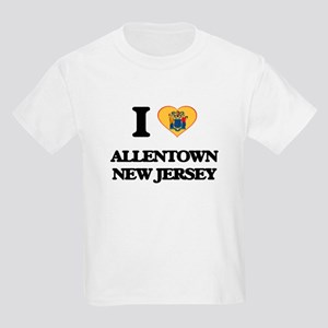 I love Allentown New Jersey T-Shirt
