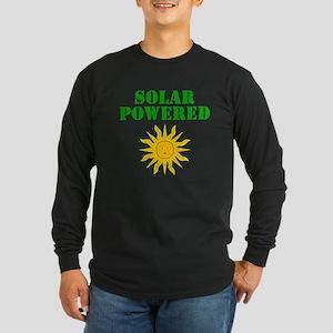 Solar Powered Long Sleeve T-Shirt