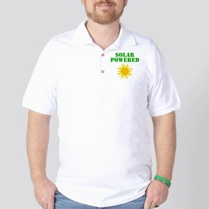 Solar Powered Golf Shirt
