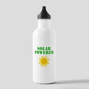 Solar Powered Water Bottle