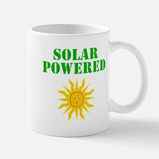 Solar Powered Mugs