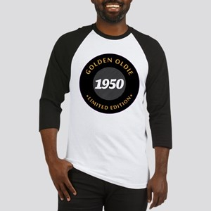 Birthday Born 1950 Classic Edition Baseball Jersey