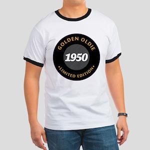 Birthday Born 1950 Classic Edition Ringer T