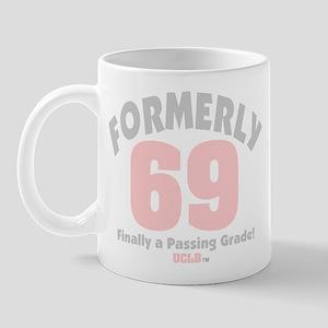 Finally a Passing Grade! Mug