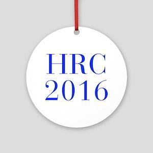 HRC 2016-Bau blue 500 Ornament (Round)