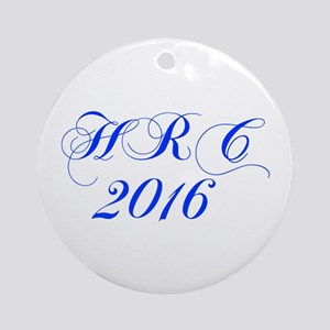 HRC 2016-Cho blue 300 Ornament (Round)