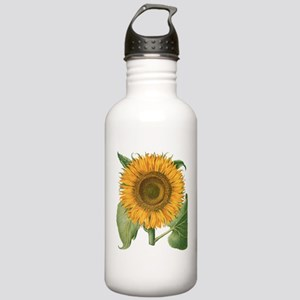 Vintage Sunflower Basi Stainless Water Bottle 1.0L