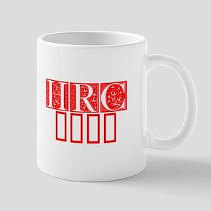 HRC 2016-Fle red 470 Mugs