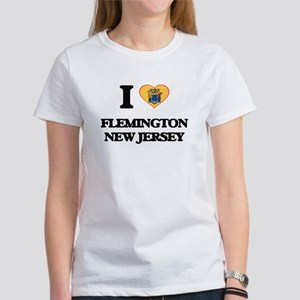 I love Flemington New Jersey T-Shirt