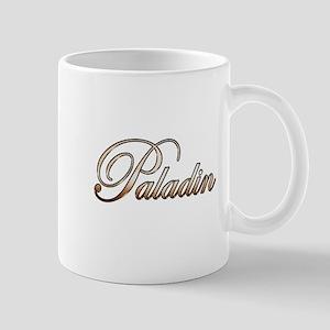 Gold Paladin Mugs