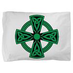 Celtic Cross Pillow Sham