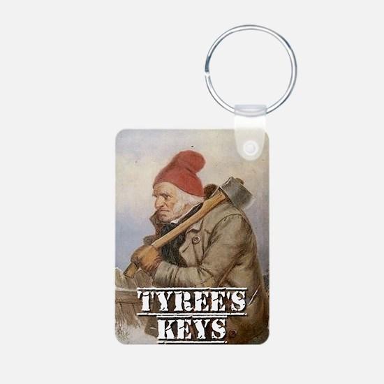 TYREE'S Keys Keychains