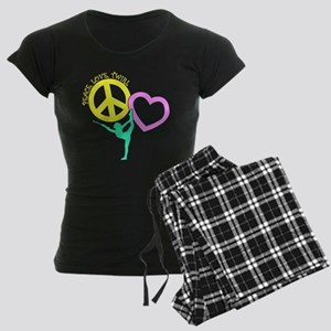 P-L-TWIRL Women's Dark Pajamas