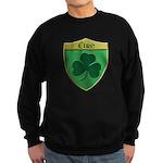Ireland Shamrock Shield Sweatshirt