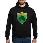 Ireland Shamrock Shield Hoodie