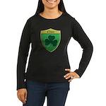 Ireland Shamrock Shield Long Sleeve T-Shirt