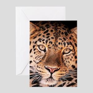 Jaguar Greeting Cards