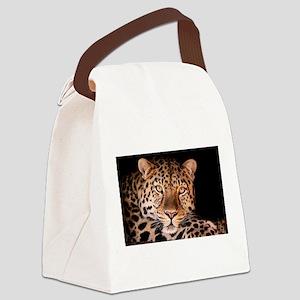 Jaguar Canvas Lunch Bag