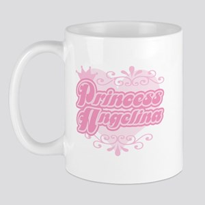 """Princess Angelina"" Mug"