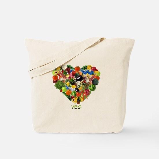Veg Tote Bag