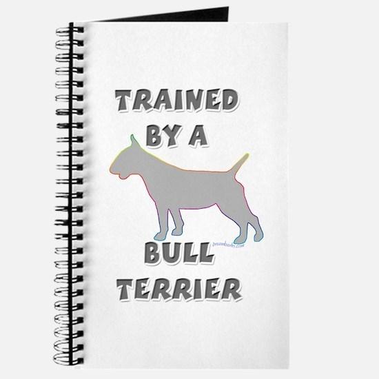 Bull Terrier Slvr Journal