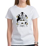 Capper Family Crest Women's T-Shirt