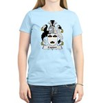 Capper Family Crest Women's Light T-Shirt