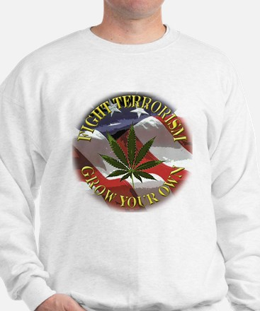 Fight Terrorism - Grow Your Own Jumper