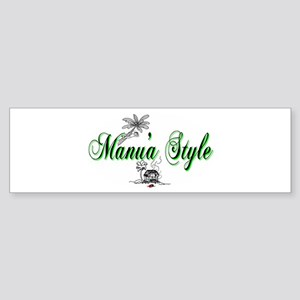 Variety Designs Bumper Sticker