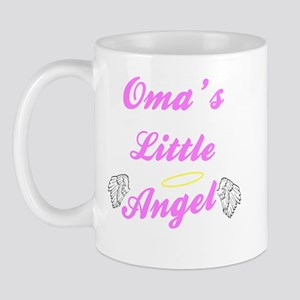 Oma's Little Angel Mug
