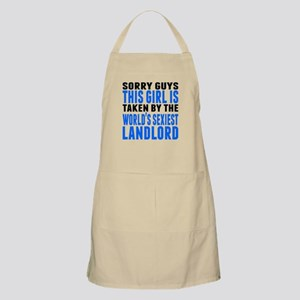 Taken By The Worlds Sexiest Landlord Apron