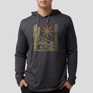 Vintage Arizona Cactus Long Sleeve T-Shirt
