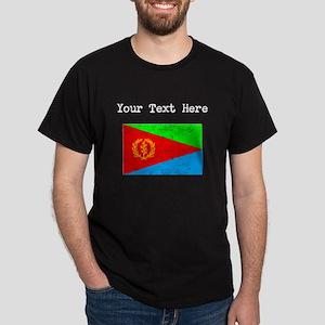 Eritrea Flag (Distressed) T-Shirt