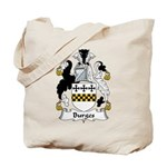 Burges Family Crest  Tote Bag