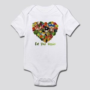 Eat Your Veggies Infant Bodysuit