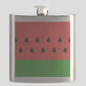 Watermelon Flask