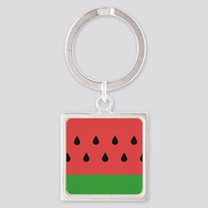 Watermelon Keychains
