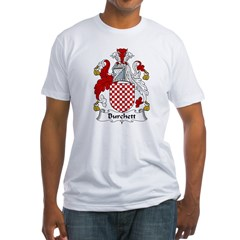 Burchett Family Crest Shirt