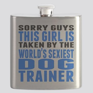 Taken By The Worlds Sexiest Dog Trainer Flask