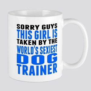 Taken By The Worlds Sexiest Dog Trainer Mugs