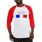 JeParleFrancais/Baseball Jersey