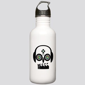 Indy Film Head Stainless Water Bottle 1.0L