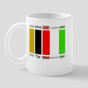 Wordless Book Colors Mug