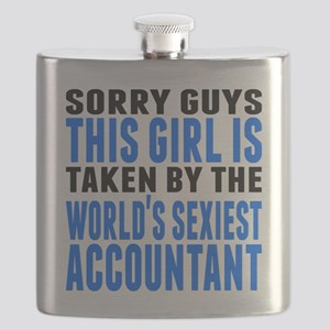 Taken By The Worlds Sexiest Accountant Flask
